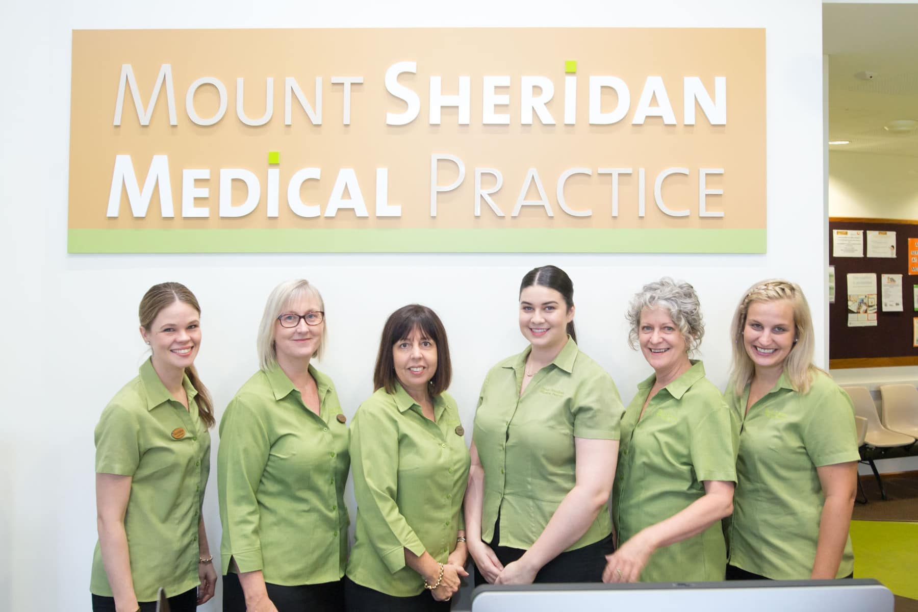 Mt Sheridan Medical Practice is an Accredited Practice