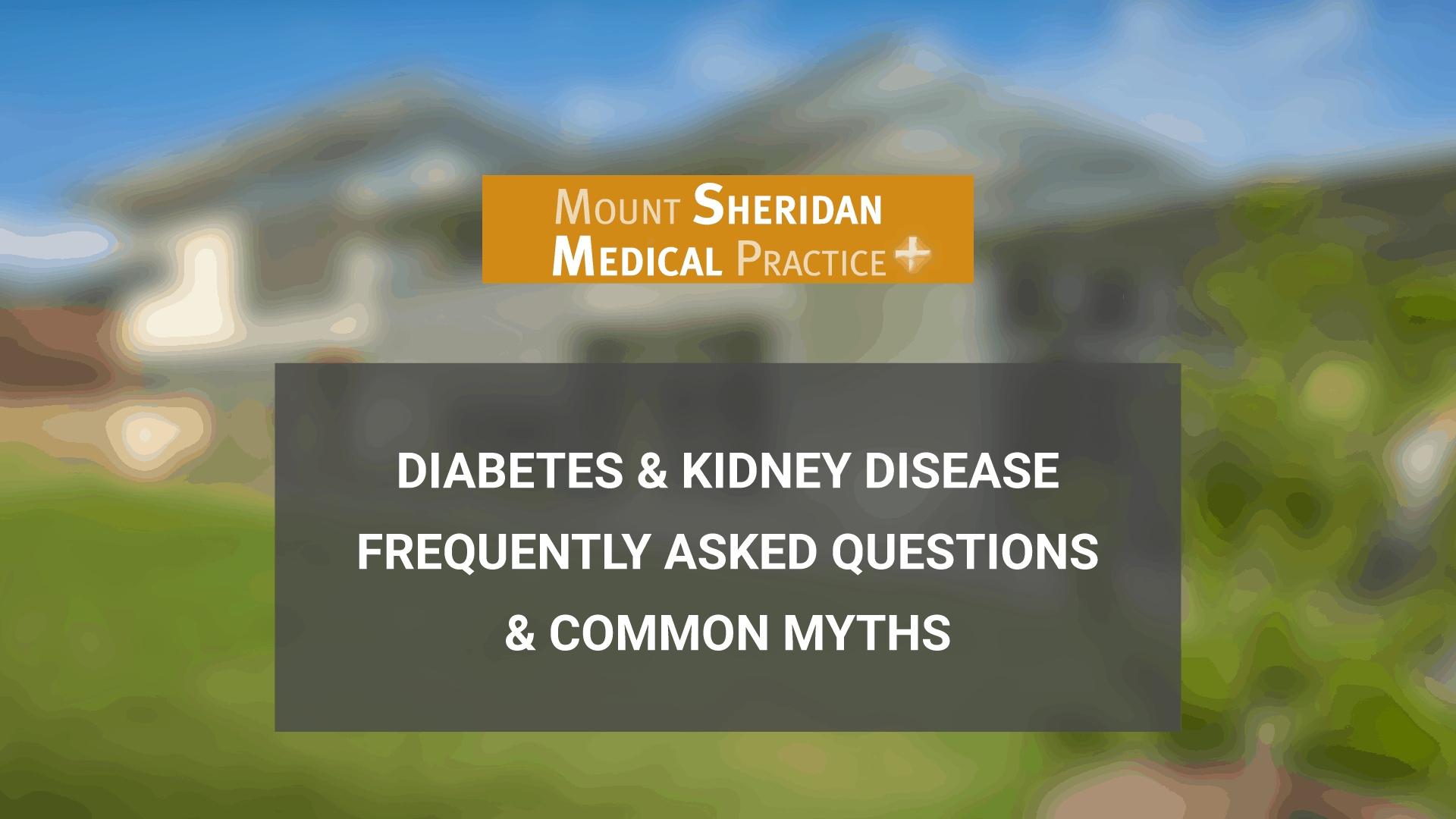 Diabetes & Kidney Disease Frequently Asked Questions