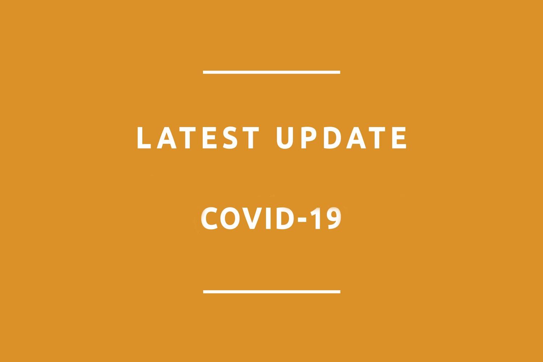 Covid 19 update – June 2020
